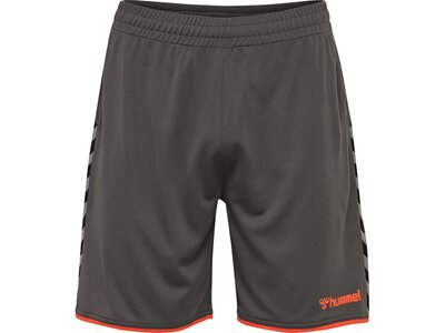 HUMMEL Fußball - Teamsport Textil - Hosen Authentic Poly Short Kids Grau