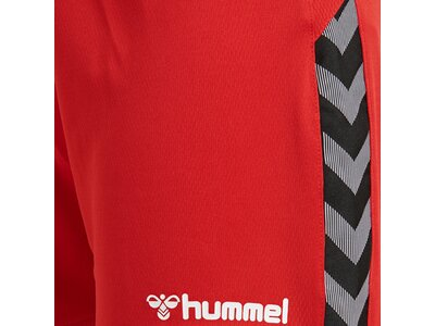 HUMMEL Damen Shorts AUTHENTIC Rot