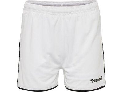 HUMMEL Fußball - Teamsport Textil - Shorts Authentic Poly Short Damen Pink