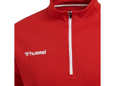 HUMMEL Herren Sweatshirt AUTHENTIC Rot