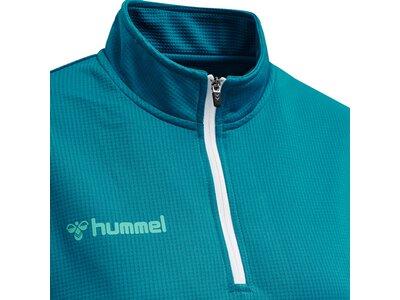 HUMMEL Damen Sweatshirt AUTHENTIC Blau