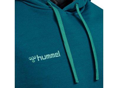 HUMMEL Herren Sweatshirt AUTHENTIC Blau