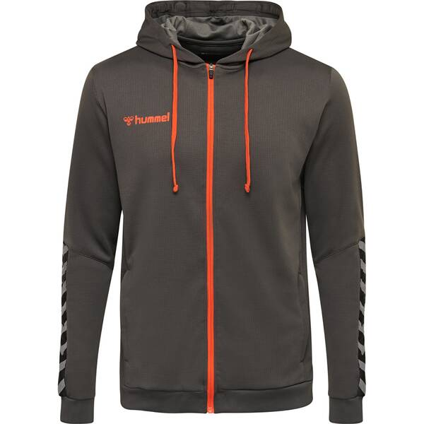 HUMMEL Herren Kapuzensweat hmlAUTHENTIC POLY ZIP