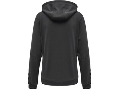 HUMMEL Damen Kapuzensweat hmlAUTHENTIC POLY ZIP Schwarz