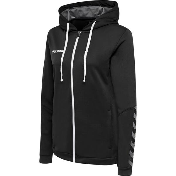HUMMEL Damen Kapuzensweat hmlAUTHENTIC POLY ZIP