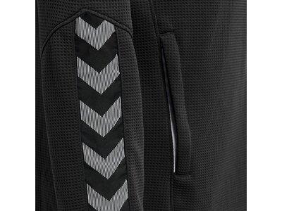 HUMMEL Damen Sweatshirt AUTHENTIC POLY ZIP Schwarz