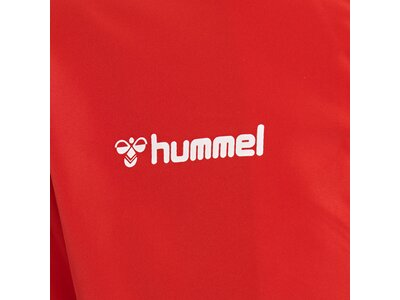 HUMMEL Kinder AUTHENTIC MICRO JACKET Rot