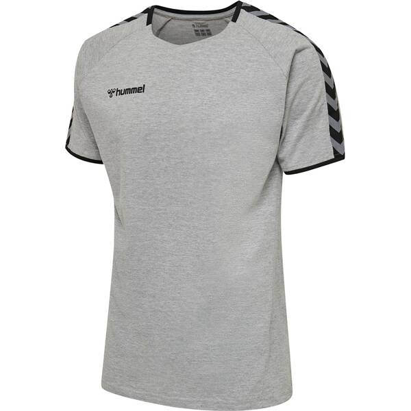 HUMMEL Herren Shirt AUTHENTIC TRAINING