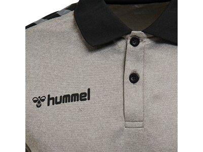 HUMMEL Herren AUTHENTIC FUNCTIONAL POLO Grau