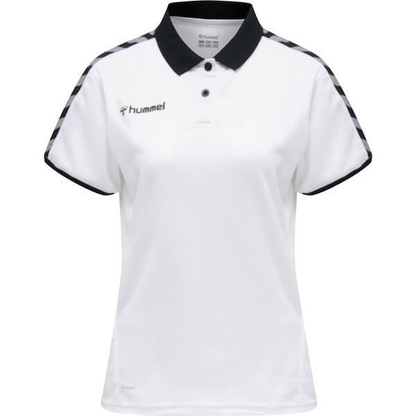 HUMMEL Damen Polo AUTHENTIC FUNCTIONAL