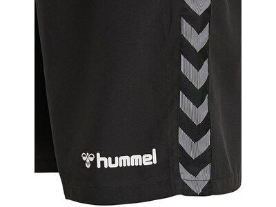 HUMMEL Herren Shorts AUTHENTIC TRAINING Schwarz
