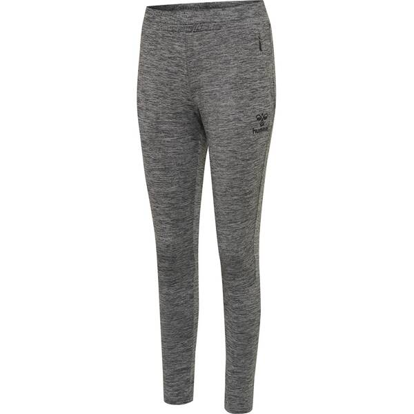 Hosen - HUMMEL Fußball Teamsport Textil Hosen Selby Tapered Jogginghose Damen › Grau  - Onlineshop Intersport