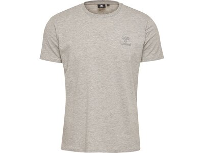 HUMMEL Fußball - Teamsport Textil - T-Shirts Sigge SS T-Shirt Grau