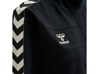 HUMMEL Damen Sweatshirt MOVE CLASSIC ZIP Schwarz