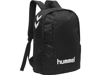 HUMMEL Rucksack CORE BACK PACK Schwarz
