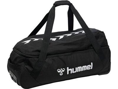 HUMMEL Tasche CORE TROLLEY Schwarz