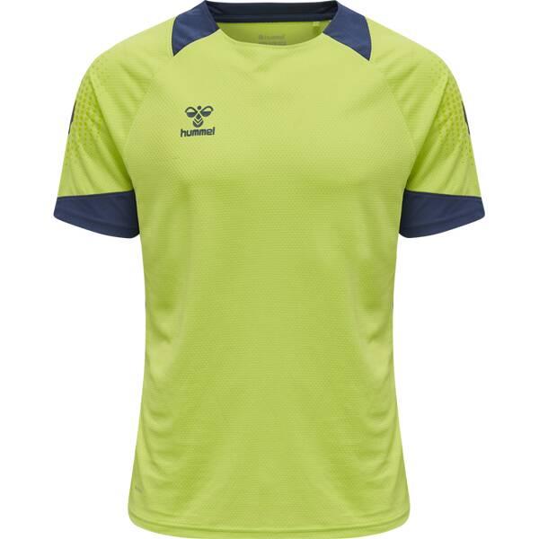 HUMMEL Herren Shirt LEAD S/S POLY JERSEY