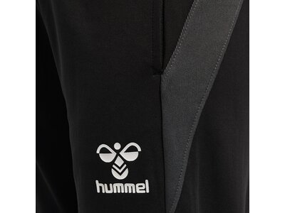 HUMMEL Kinder Sporthose hmlLEAD FOOTBALL PANTS KIDS Schwarz