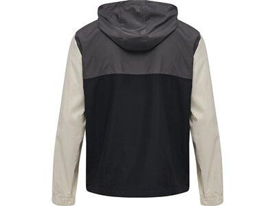 HUMMEL Lifestyle - Textilien - Jacken Akello Loose Half Zip Jacke Grau
