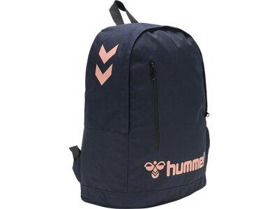 HUMMEL Rucksack hmlACTION BACK BAG Blau