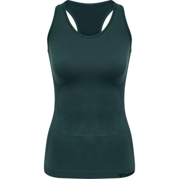 HUMMEL Damen Shirt hmlTIF SEAMLESS TOP
