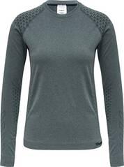 HUMMEL Damen Shirt hmlCI SEAMLESS T-SHIRT L/S