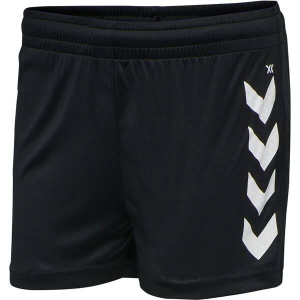 HUMMEL Damen Shorts hmlCORE XK POLY SHORTS WOMAN