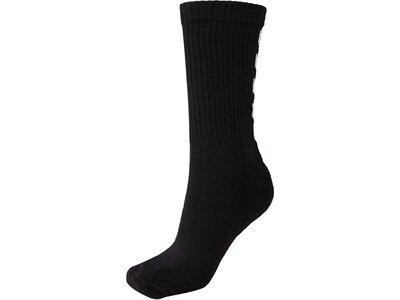 HUMMEL 3er-Pack Socken FUNDAMENTAL Schwarz