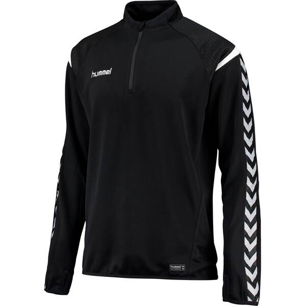 HUMMEL Herren Sweatshirt AUTH. CHARGE TRAINING SWEAT