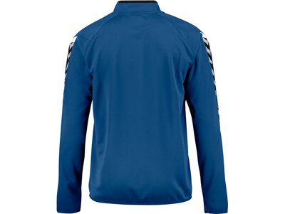 HUMMEL Kinder Sweatshirt AUTH. CHARGE TRAINING SWEAT Blau