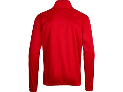 HUMMEL Half-Zip Sweatshirt CORE 1/2 ZIP SWEAT Rot