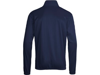 HUMMEL Half-Zip Sweatshirt CORE 1/2 ZIP SWEAT Blau