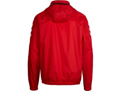 HUMMEL Herren Doppeljacke CORE SPRAY JACKET Rot