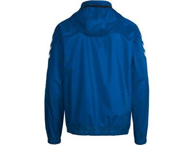HUMMEL Regenjacke CORE SPRAY Blau