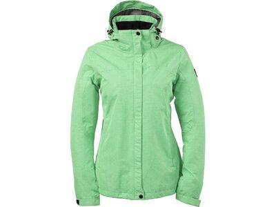 KILLTEC Damen Funktionsjacke Inkele Grün