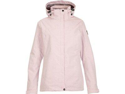 KILLTEC Damen Funktionsjacke Inkele KG Pink