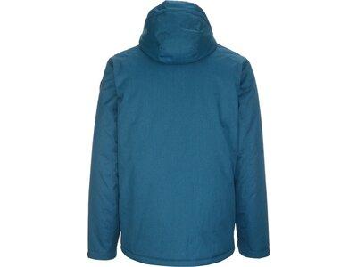 Killtec Funktionsjacke mit abzipbarer Kapuze Blau