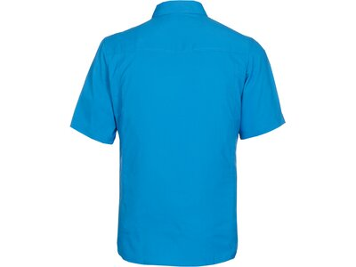 KILLTEC Herren Hemd Sjon Blau