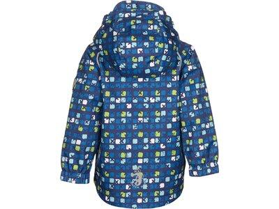 KILLTEC Kinder Funktionsjacke Selly Mini Blau