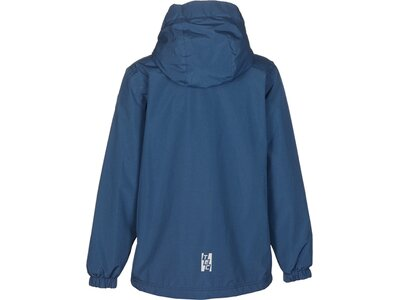 KILLTEC Kinder Outdoorjacke Florio Blau