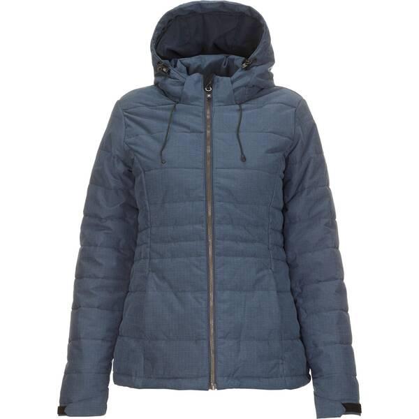 Killtec Damen Jacke in Daunenoptik mit abzippbarer Kapuze