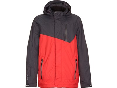 KILLTEC Kinder Funktionsjacke Caz Grau