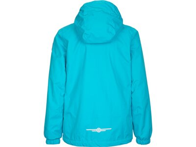 KILLTEC Kinder Funktionsjacke Nuri Blau