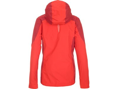 KILLTEC Damen Funktionsjacke Nyka Rot