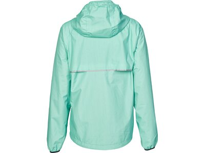KILLTEC Damen Regenjacke Sannah Allover Blau
