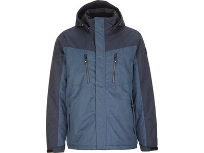 KILLTEC Funktionsjacke Tiggo Colourblock Grau