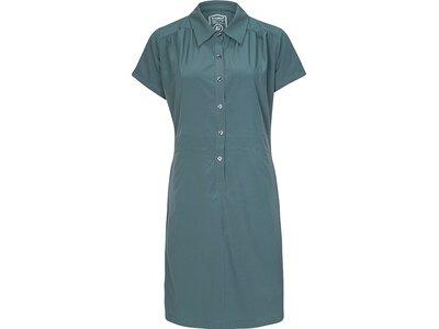KILLTEC Damen Kleid Anneka Blau
