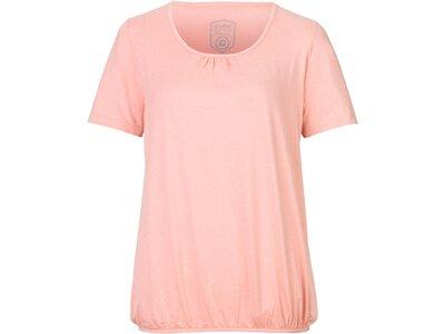 KILLTEC Damen T-Shirt Ladima Rot