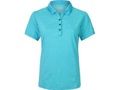 KILLTEC Damen Poloshirt Nohely Blau