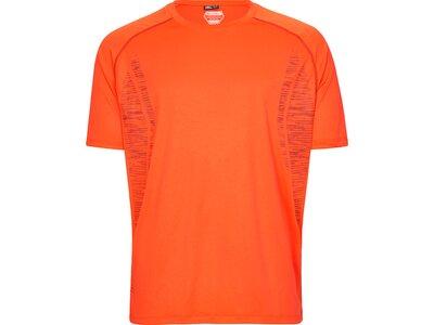 KILLTEC T-Shirt Olander Rot